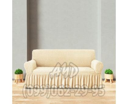 Чехол для дивана коралловый