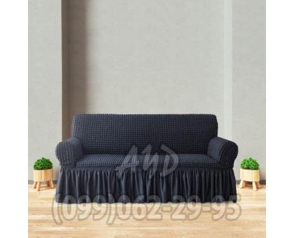 Чехол для дивана пудровый