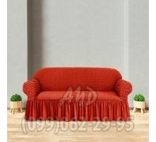 Чехол для дивана черепичный